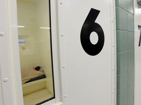 Caddo Parish Juvenile Detention Center works on safe