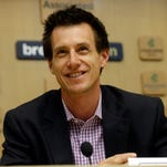 New Milwaukee Brewers manager Craig Counsell.