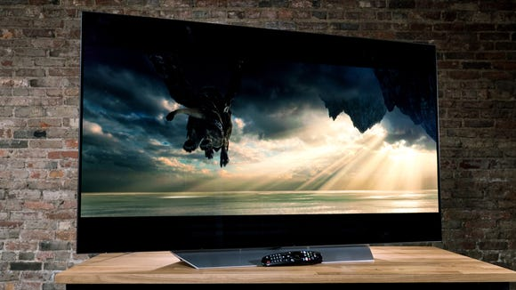 The best OLED TV ever is back down to its lowest price right now