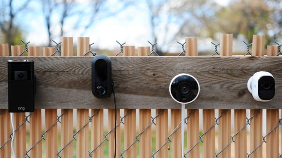 The Best Smart Outdoor Security Cameras of 2018