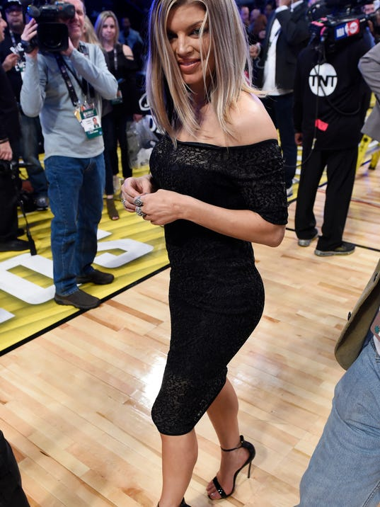 Fergie's NBA All-Star Game national anthem confuses, amuses Fergie National Anthem