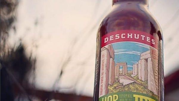 Hop Henge is part of Deschutes' Bond Street series, inspired by its original Bond Street Pub.