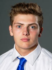 Madonna freshman goalie Gary Cutler (Birmingham Groves) was named WHAC Defensive Player of the Week.