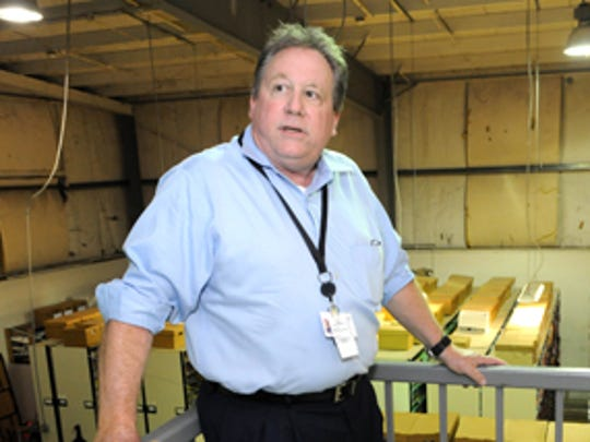 Then-Clerk of Courts Mitch Needelman signed a five -year agreement with a BlueWare subsidiary, BlueGEM LLC, for $8.52 million to convert decades worth of paper documents into a digital format.