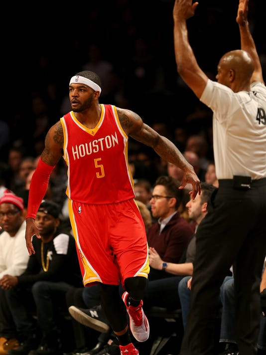 Houston Rockets v Brooklyn Nets