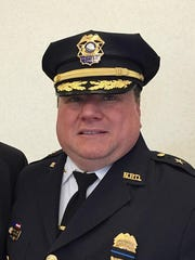 Deputy Chief Ashley Gonzalez is one of the finalists