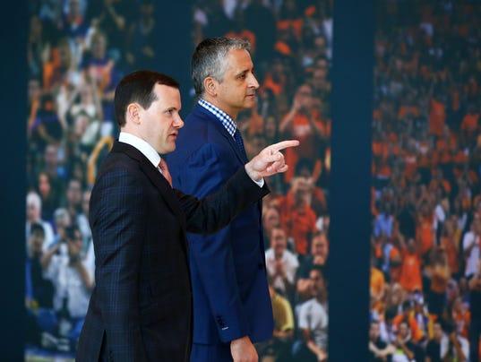 Suns head coach Igor Kokoskov