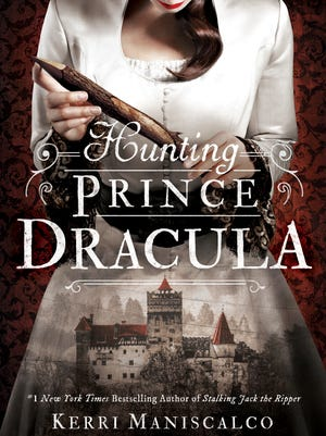 """""""Hunting Prince Dracula"""" is a new YA novel by Knoxville's Kerri Maniscalco."""