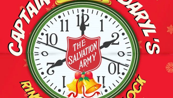 Please help us make Captain Daryl's Ring Around the Clock a success by sharing your blessings with those in need this season.