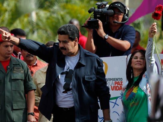 AP Venezuela Protests