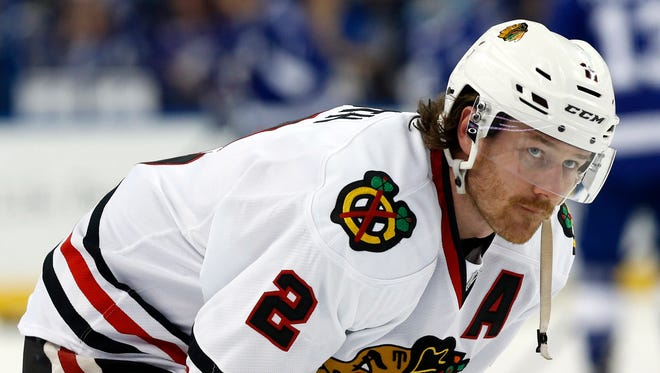 Chicago Blackhawks defenseman Duncan Keith could miss the start of the postseason.