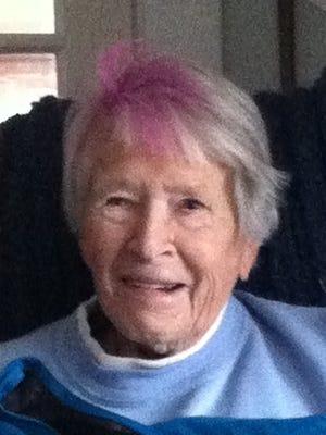 Jeune Reinhold - 15 Dec 1922 - 29 Oct 2014
