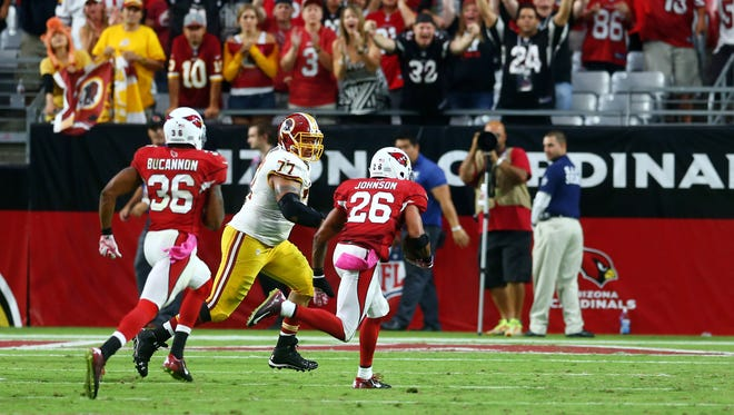 USA TODAY Sports' Nate Davis breaks down the winners and losers in Week 6 of the NFL and a couple of Arizona Cardinals players were among those that stood out in a positive way.