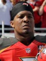 Buccaneers quarterback Jameis Winston.