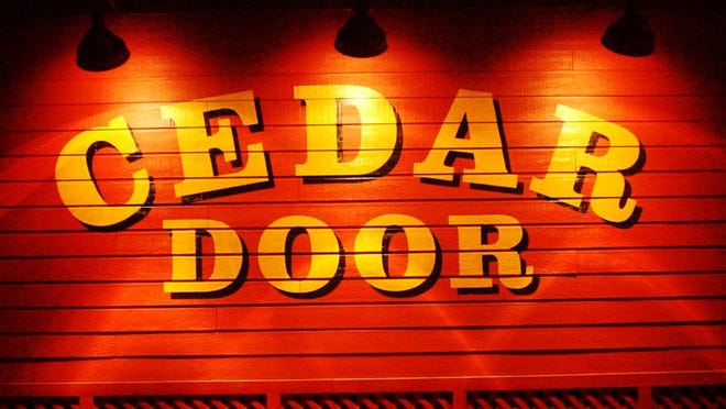 The Cedar Door at Second and Brazos streets has reopened.