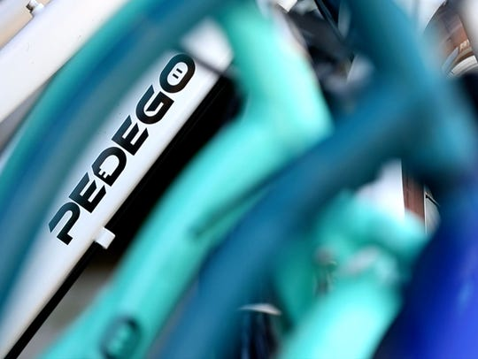 Pedego Electric Bikes' battery takes 2 to 6 hours to