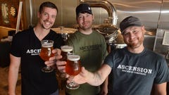 Ascension Brewing Co. opening in Novi on Friday