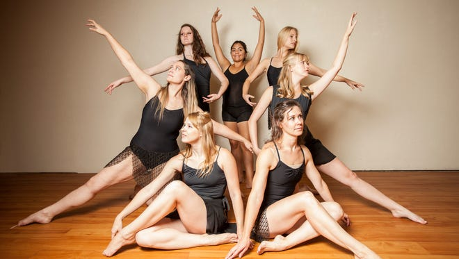 """Members of the Mesilla Valley Dance Collective will perform their production of """"Pandora's Box"""" at the Black Box Theatre in Las Cruces."""