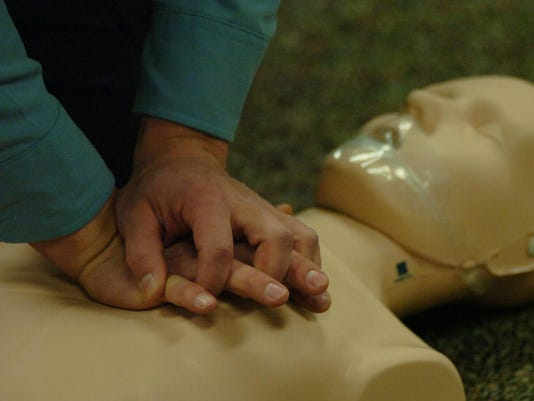 4 FRM CPR Class