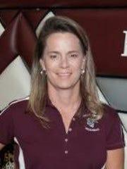 Wylie girls basketball coach Amy Powell