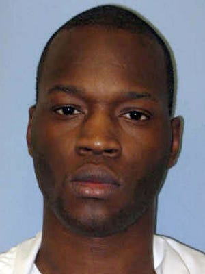 R. Mack This March 29, 2010, file photo provided by the Alabama Department of Corrections shows inmate Rocrast Donnell Mack, who officials say was fatally injured after assaulting a female officer at Ventress prison.