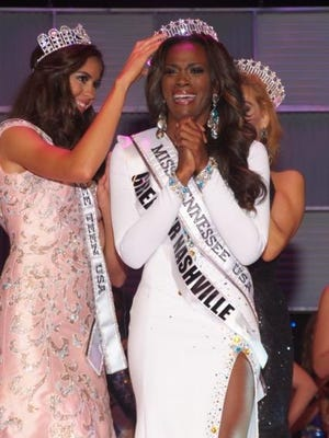 Kiara Young, Miss Tennessee USA is headed to Baton Rouge to compete in the Miss USA 2015 Pageant.
