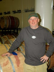 Jim Foley Jr., co-founder of Seamus Wines, grew up in Middletown and is a graduate of the Ranney School in Tinton Falls.