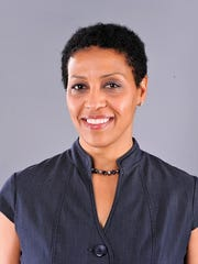 Robin Harmon-Myers, New Vision Party candidate for