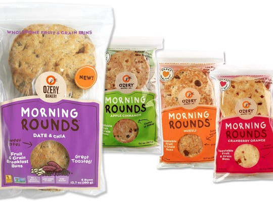 Ozery Bakery's Morning Rounds and Snacking Rounds