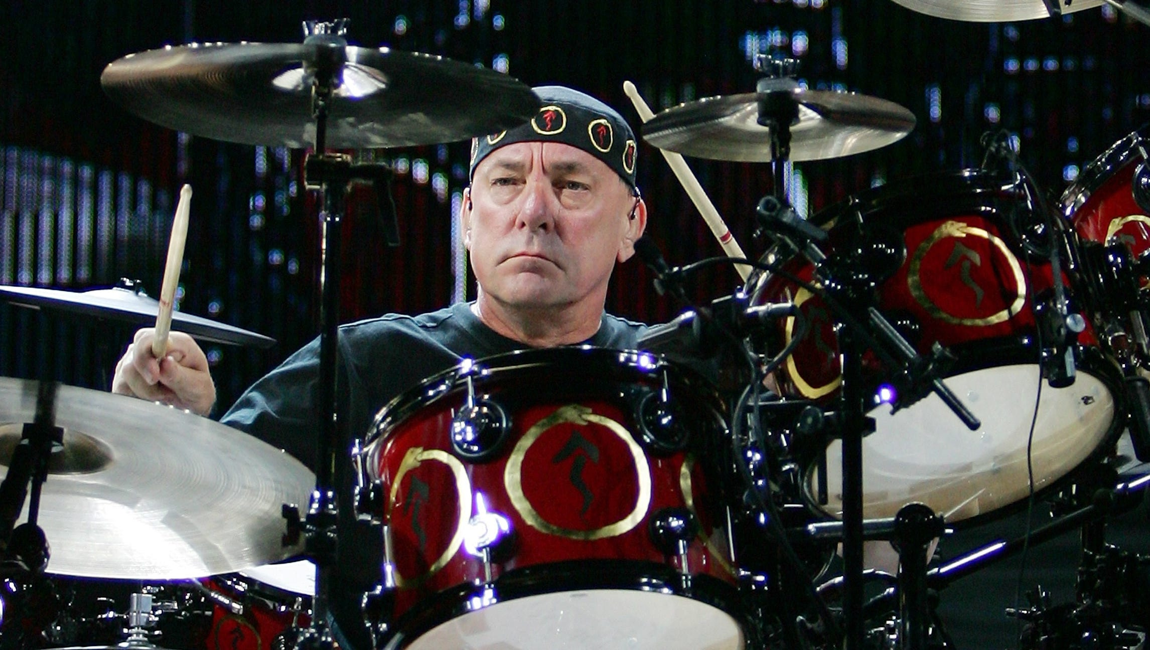 RUSH DRUM TECHNIQUES SONG BOOK DRUMS NEIL PEART