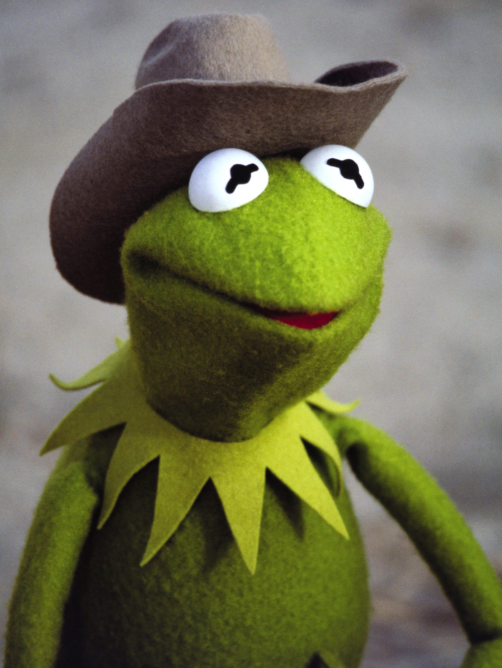 Kermit cowboy