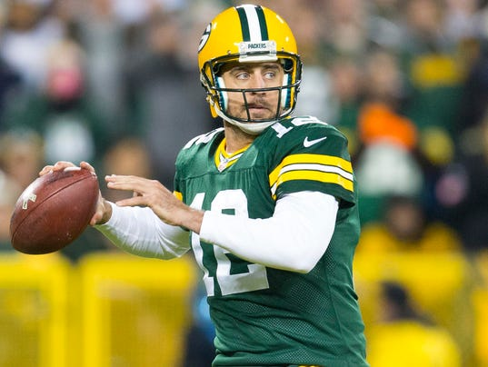 NFL MVP tracker: Field expands to include Aaron Rodgers