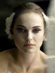 Natalie Portman in the Darren Aronofsky film 'Black