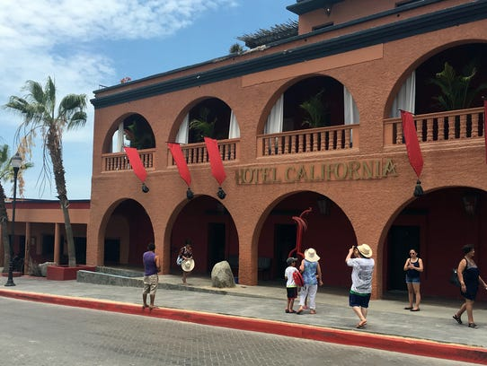 Hotel California might looks ordinary on the outside