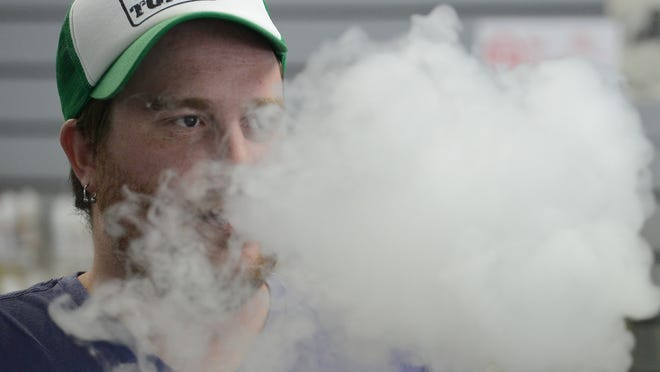The popularity of e-cigarettes and vaping among youth is a concern for Larimer County health officials.
