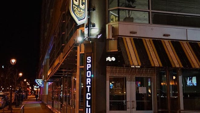 SportClub officially opens Feb. 28 at 750 N. Jefferson St. The menu will have global street food and stadium fare; the bar's focus is bubbly and 30 beers on tap.