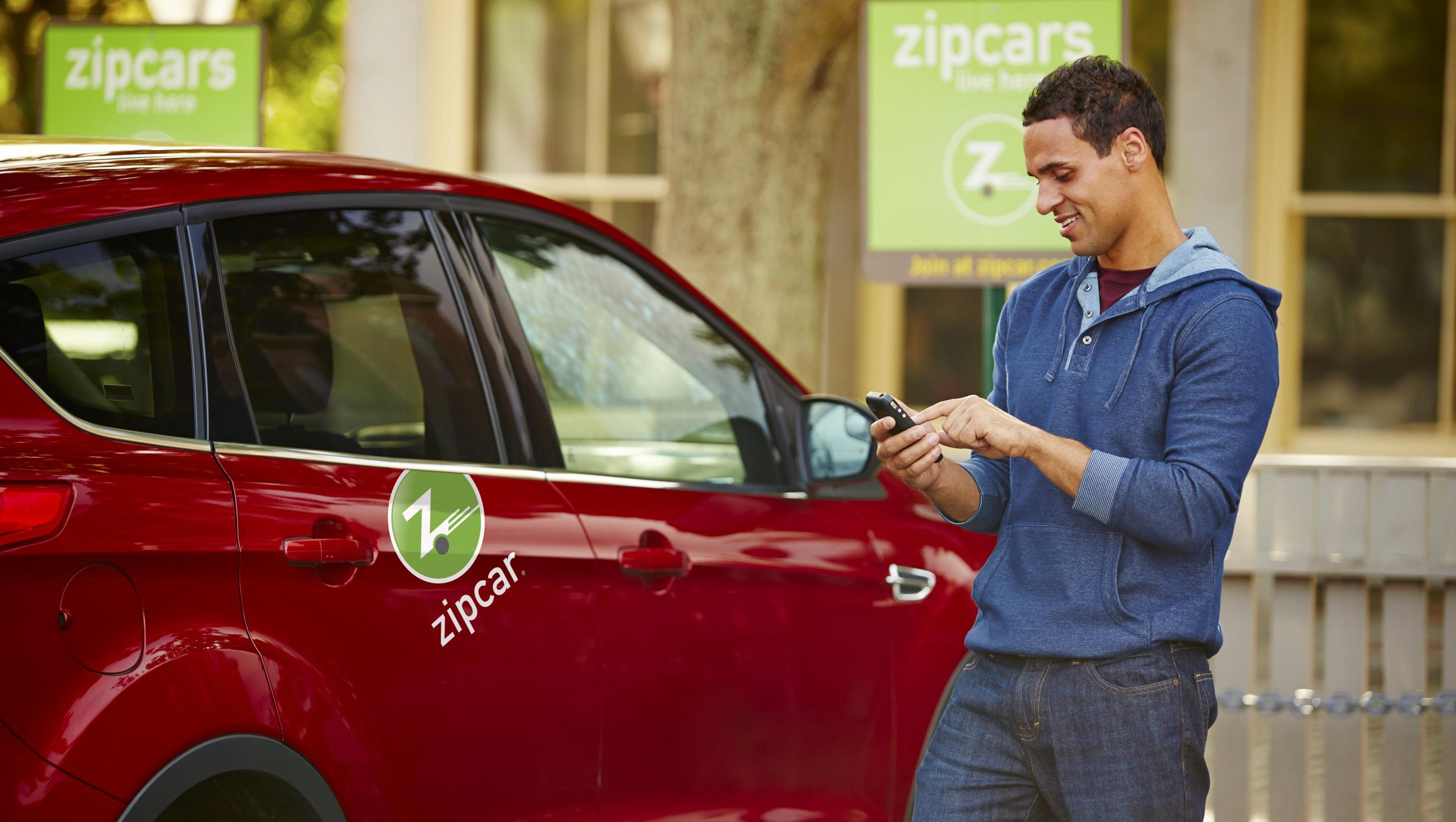 Zipcar Car Sharing Service Comes To Clemson