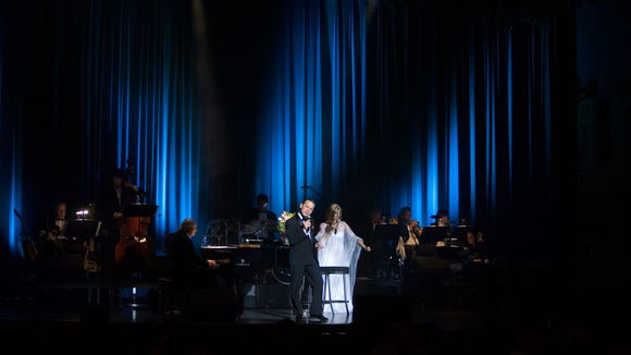 """""""Barbra and Frank, The Concert that Never Was"""" is 7:30 p.m. Saturday, Feb. 13 at the Visalia Fox Theatre."""