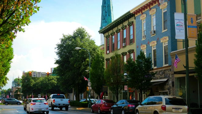 Downtown Chambersburg Inc. will present a report to borough council Monday on revitalizing Main Street.
