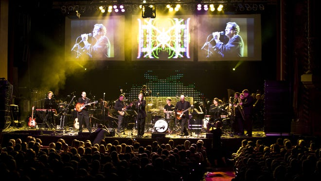 "The Black Jacket Symphony will perform the album ""Hotel California"" by the Eagles on Saturday, Sept. 10, 2016, at the Montgomery Performing Arts Centre."