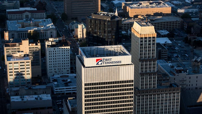 November 9, 2016 - First Tennessee Bank.