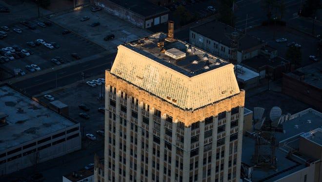 November 9, 2016 - Sterick Building.