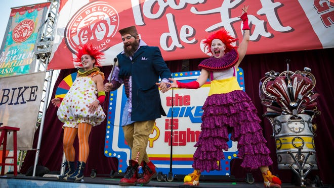 New Belgium's Tour de Fat is a carnival of music and beer.