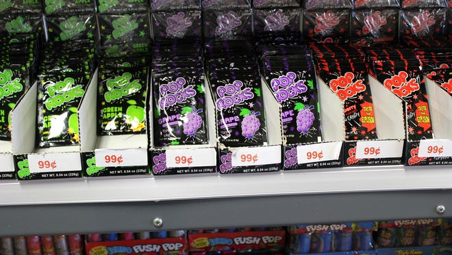 Pop Rocks in just about every flavor, including Original Flavor, are available at Sweeties Candy of Arizona in Chandler.