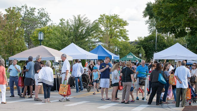 The Community House in Birmingham hosts the Bates Street Block Party from noon to 5 p.m. Aug. 12.