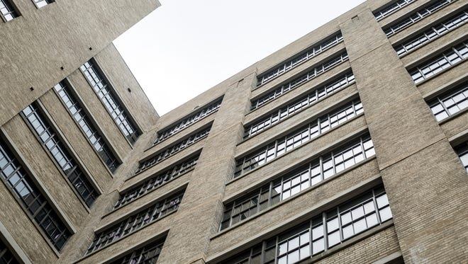 August 16, 2017 - The Crosstown Concoursegrand opening is not until Saturday, but at least 23 of the 37 announced tenants are already moved in. Crosstown Concourse is not to be just anothera mixed-use commercial building, and not just because it's so big at 1.1 million square feet.