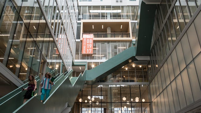 Crosstown Concourse won the 2018 grand prize from Congress of The New Urbanism.