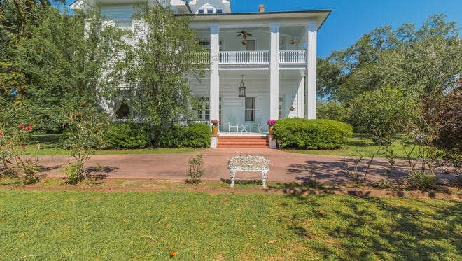This 5 bedroom, 3 bath home is located at106 Lafayette Street in Youngsville. It is listed at $775,000.