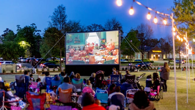Donations from moviegoers at the July 27 showing of 'Coco' at EastChase will help the Montgomery Miracle League buy equipment, repair the field, and help provide scholarships for children in need to be able to play.  The movie will be shown on The Green, located adjacent to Pies and Pints, from 7 p.m. to 9 p.m.