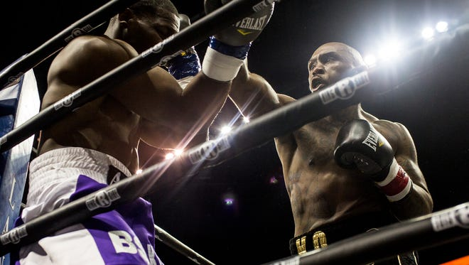 """The American Boxing Federation's """"The Big Payback"""" was Saturday night at FedExForum."""